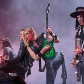 Alice Cooper Band 2019