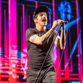 Red Hot Chili Peppers 2016