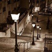 Rue Laterale - Paris 2008