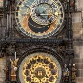 Prager Rathausuhr