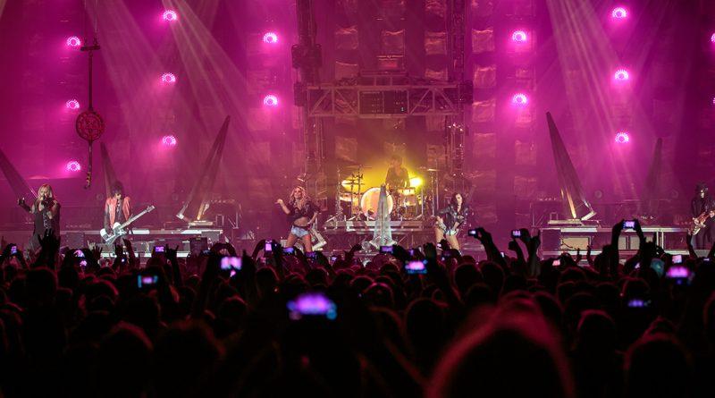Mötley Crüe 2015 Stuttgart