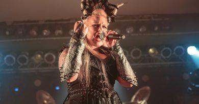 Delta Metal Meeting 2019 - Battle Beast - Mannheim