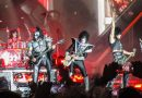 Kurz, aber heftig: KISS-Konzert in Iffezheim wegen Unwetter abgebrochen