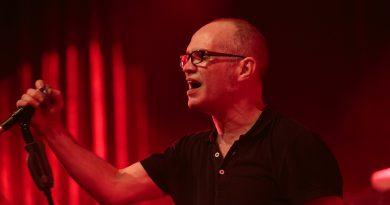 Spermbirds in Kaiserslautern: Auf der Bühne geht der Punk ab